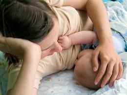 Babypflege, Ernährung, Stillen